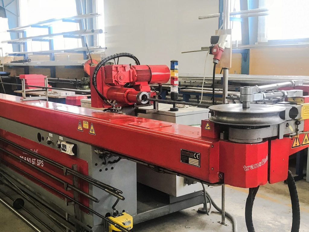 CNC-Rohrbiegen